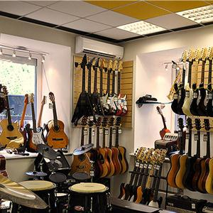 Музыкальные магазины Калача-на-Дону